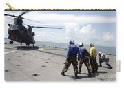 A Republic Of Singapore Air Force Ch-47 Carry-all Pouch