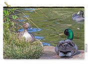 A Restful Moment Carry-all Pouch