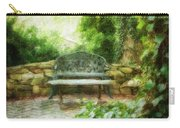 A Restful Retreat Carry-all Pouch