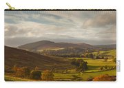 A Road Winding Through An Autumn Carry-all Pouch
