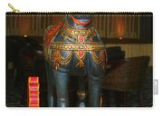 A Rocking Horse Of Many Colors Carry-all Pouch