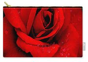 A Rose For A Sweetheart Carry-all Pouch