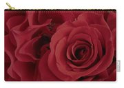 A Rose Within A Rose Carry-all Pouch