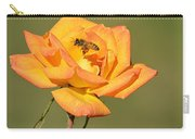 A Rosy View Carry-all Pouch