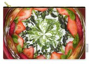 A Round Of Fresh Fruit Salad Carry-all Pouch by Anne Gilbert