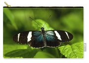 A Sara Longwing Butterfly Heliconius Carry-all Pouch
