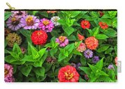 A Sea Of Zinnias 05 Carry-all Pouch
