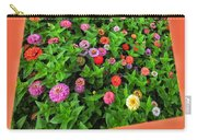 A Sea Of Zinnias 06 Carry-all Pouch