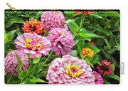 A Sea Of Zinnias 08 Carry-all Pouch