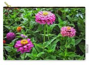 A Sea Of Zinnias 09 Carry-all Pouch