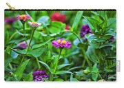 A Sea Of Zinnias 11 Carry-all Pouch