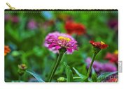 A Sea Of Zinnias 13 Carry-all Pouch
