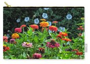 A Sea Of Zinnias 15 Carry-all Pouch