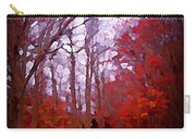 A Season Falls Away Carry-all Pouch