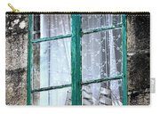 A Ship In The Green Window Carry-all Pouch