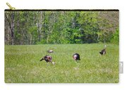 A Shot Of Wild Turkey Carry-all Pouch
