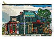 A Simpler Time 4 Carry-all Pouch by Steve Harrington