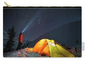 A Single 30-second Exposure Shows Carry-all Pouch