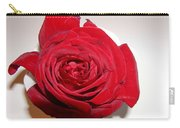 A Single Red Rose Carry-all Pouch