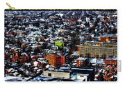 A Snowy City...buffalo Ny 2013 Carry-all Pouch