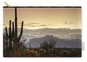 A Sonoran Morning  Carry-all Pouch