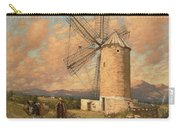 A Spanish Mill Carry-all Pouch