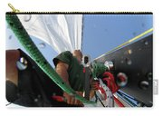 A Spanish Racing Yacht Trains Carry-all Pouch