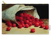 A Spilled Bag Of Cherries Carry-all Pouch