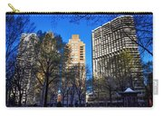 A Spring Day At Rittenhouse Square Carry-all Pouch
