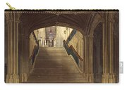 A Staircase, Windsor Castle, From Royal Carry-all Pouch