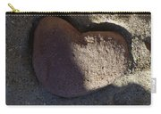 A Stone Heart Carry-all Pouch