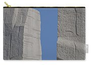 A Stone Of Hope Carry-all Pouch by Susan Candelario