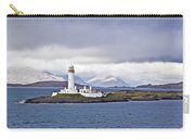 A Storm And The Lighthouse Carry-all Pouch