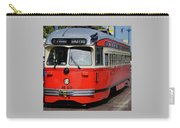 A Street Car Named Castro Carry-all Pouch