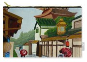 A Stroll In Old Kyoto Carry-all Pouch
