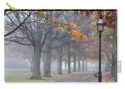 A Stroll In Salem Fog Carry-all Pouch