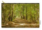 A Stroll In The Park Carry-all Pouch