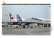 A Sukhoi Su-30 Of The Royal Malaysian Carry-all Pouch