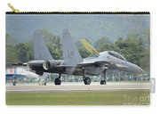 A Sukhoi Su-30mkm Of The Royal Carry-all Pouch