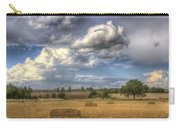 A Summers Evening Farm Carry-all Pouch
