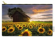 A Sunflower Moment Carry-all Pouch