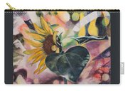 A Sunflower's Heart Carry-all Pouch