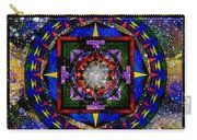 A Surrealistic Mandala Carry-all Pouch