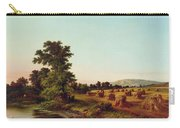 A Surrey Cornfield Carry-all Pouch by Walter Williams