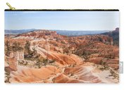 A Sweeping Vista At Bryce Canyon  Carry-all Pouch