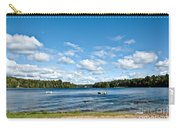 A Swim In The Lake Carry-all Pouch