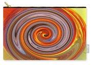 A Swirl Of Colors From The Sun And Earth Carry-all Pouch