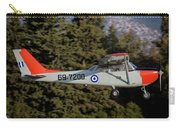 A T-41d Trainer Aircraft Carry-all Pouch