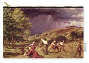 A Thunder Shower, 1859 Carry-all Pouch