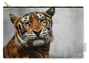 A Tiger's Look Carry-all Pouch